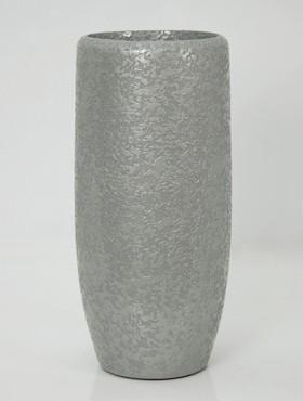 callista-vase-structur-silver-19130